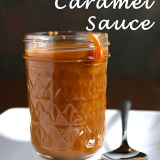 2 Ingredient Caramel Sauce