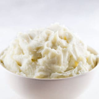 Pressure Cooker Mashed Potatoes (An Instant Pot Recipe)