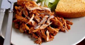 Pressure Cooker Pulled Chicken Recipe