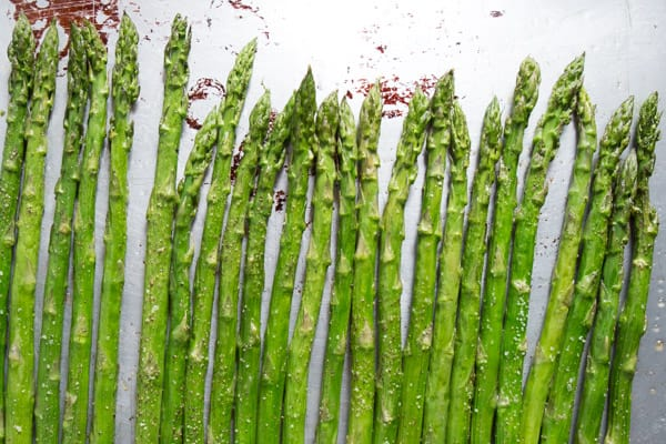 Roasted Asparagus | Easy Recipe for Spring