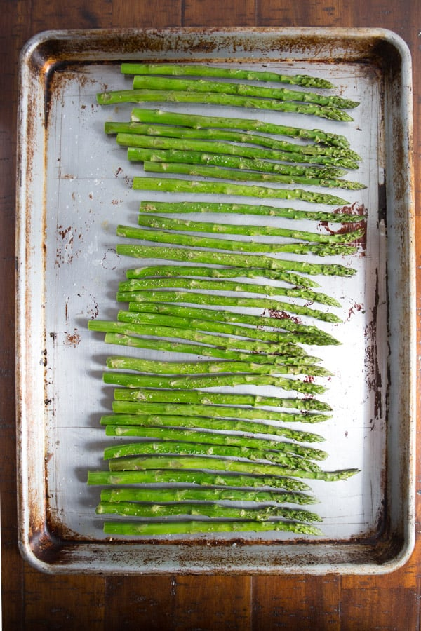 Roasted Asparagus | Easy to Make