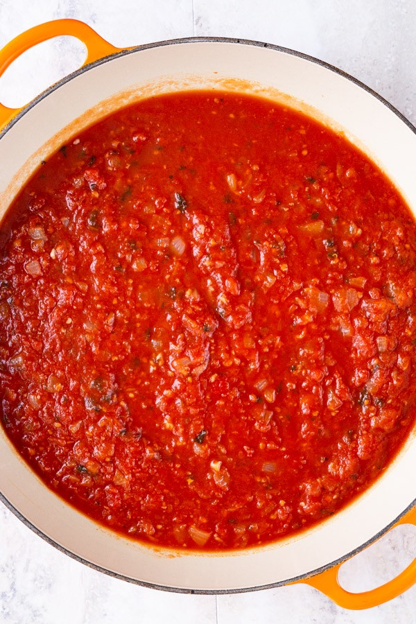 Easy Pasta Sauce Recipe Cook Fast Eat Well